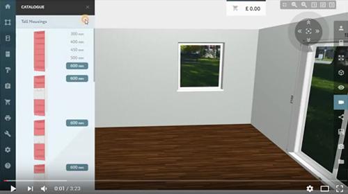 3d kitchen planner free 3d kitchen design software for Kitchen design planner online free