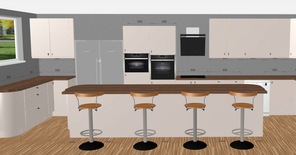 3d Kitchen Planner Design A Kitchen Online Free And Easy